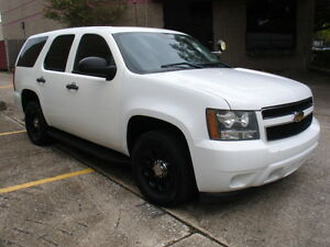 2011 Chevrolet Tahoe Police Package