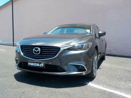 2017 Mazda 6 6C MY17 (gl) GT Machine Grey 6 Speed Automatic Sedan