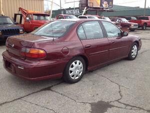 1998 Chevrolet Malibu Sedan