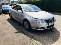 vw eos in great condition