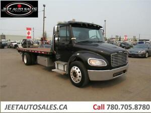 2007 Frieghtliner M2 S/A Roll Back Truck