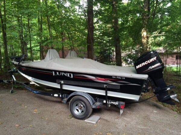 Used 2006 Lund Boat Co Mr. Pike 18 '