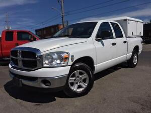 2007 Dodge Ram 1500 SLT **UTILITY CAP-POWER INVERTER-NEW TIRES**