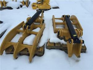 Excavator thumbs in stocK FOR ALL MACHINES