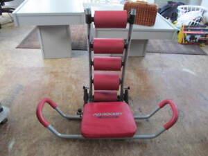 Exerciseur Ab Rocket Twister..POUR Abdos....PRIX RÉDUIT ET FERME