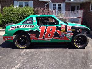 BOBBY LABONTE NASCAR SIMULATOR 7/8 SCALE RACE CAR