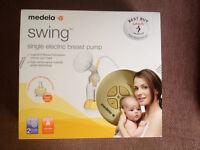 Medela Swing Breast Pump (Calma)