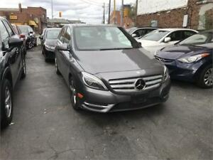 2014 Mercedes-Benz B-Class B 250 Sports Tourer 1OWNER/CAM/PANSUN