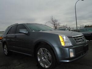 2005 Cadillac SRX AWD-LEATHER-SUNROOF-AMAZING-A LOT OF NEW PARTS Edmonton Edmonton Area image 3
