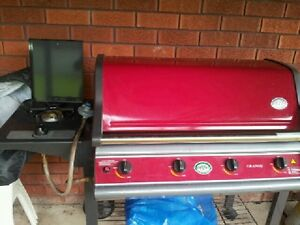 Jackeroo Gas Barbeque Rankin Park Newcastle Area Preview