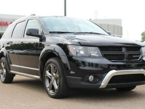 2015 Dodge Journey CROSSROAD AWD, HEATED SEATS, HEATED WHEEL, BA