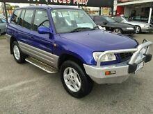 1997 Toyota RAV4  Neptune Blue Automatic 4x4 Wagon Dandenong Greater Dandenong Preview