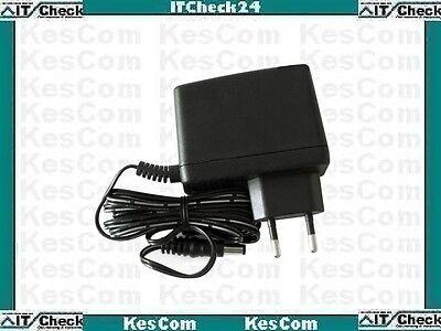 Netzteil für Thomson DCI-1500 G/K DCI-1500G Digital Kabel Receiver 12V 1,5A