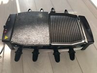 Raclette Grill - used once ONLY
