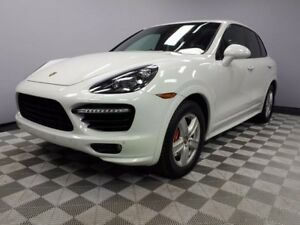 2014 Porsche Cayenne GTS - Two Sets of Rims and Tires - Last of
