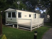Talacre Beach 5* owners park in north wales