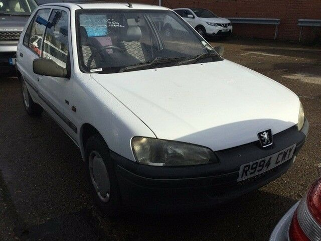 PEUGEOT 106 1.5 XND DIESEL MANUAL 5 DOOR HATCHBACK LONG MOT CHEAP INSURANCE CHEAP CAR DELIVERY N KA