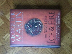 Book Game Of Thrones: The World of Ice and Fire