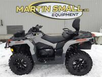 2018 Can-Am Outlander MAX XT 650 Edmundston New Brunswick Preview