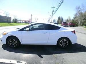 2014 Honda Civic Coupe EX 5 Spd 1.8 4 Cyl finance $149. biwkly