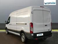2014 Ford Transit 2.2 TDCi 125ps Chassis Cab Diesel white Manual