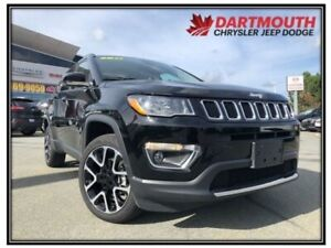 2017 Jeep Compass Limited   Feature Packed