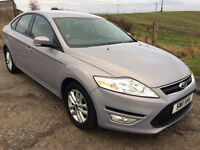 11/11 Ford Mondeo 1.6 Zetec Ecoboost 5dr, FSH, Just Serviced, New Tyres