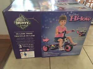 Hi Low Trike for little kids - new