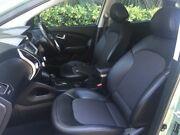 2012 Hyundai ix35 LM MY13 Elite (AWD) Green 6 Speed Automatic Wagon Bowen Hills Brisbane North East Preview