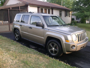 MUST SELL! 2008 Jeep Patriot