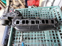 Intake and Exhaust Manifold