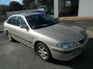 1999 Mazda 626 Classic Gold 4 Speed Automatic Sedan Woodville Charles Sturt Area Preview
