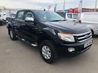 2012 FORD RANGER DIESEL Pick Up Double Cab XLT 2.2 TDCi 150 4WD