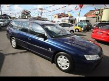2003 Holden Commodore EXECUTIVE VY II Blue 4 Speed Kingsville Maribyrnong Area Preview