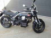 2010 Moto Guzzi Griso 1200 8V SE Road Bike 1200cc Geelong Geelong City Preview