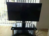 42inch SEIKI TV with stand