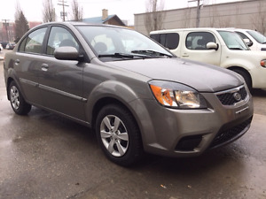 2010 KIA RIO EX- LOW KMS /SAFETY/NO ACCIDENT - ONLY$6499