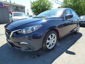 2015 MAZDA3 GX SKYACTIV BERLINE (AUTOMATIQUE, 37,000 KM, FULL!!)