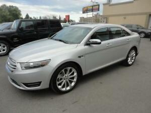 Ford Taurus Limited 2017 Limited-AWD-Cuir-Toit-Navi-Cam a vendre