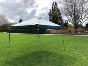 Coleman Canopy 10'x10' (folding and collapsable