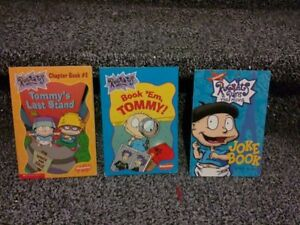 Lot of 3 Rugrats books - Like new London Ontario image 1