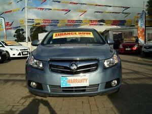 2010 Holden Cruze JG CDX 6 Speed Automatic Sedan Evanston South Gawler Area Preview