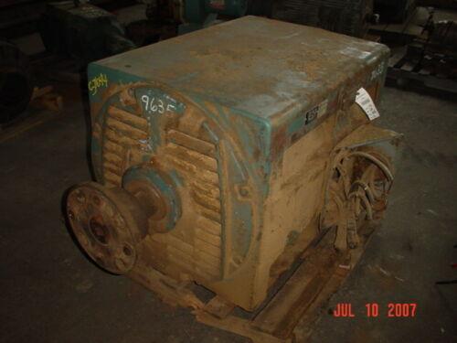 450 HP General Electric AC Electric Motor 1200 RPM Fr 8288S DPBB 2300 V EOK
