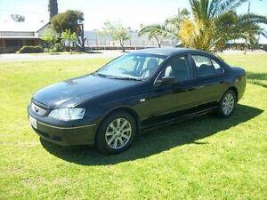 2003 Ford Falcon BA Futura 4 Speed Auto Seq Sportshift Sedan Alberton Port Adelaide Area Preview