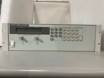 Agilent 6672a Dc Power Supply Parts Unit