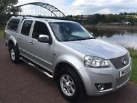 2013 13 GREAT WALL STEED 2.0 TD SE 4X4 DCB 4D 141 BHP DIESEL PLUS VAT!!!
