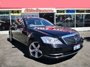 2011 Mercedes-Benz S350 222 MY11 CDI Bluetec Black 7 Speed Automatic G-Tronic Sedan Cannington Canning Area Preview