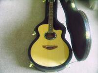 Yamaha APX50011 Electro Acoustic Plus Hard Case