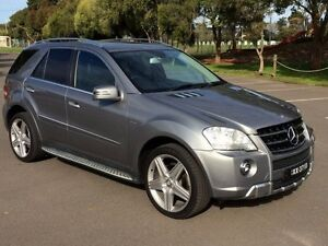 2010 Mercedes-Benz ML W164 09 Upgrade 300 CDI Sports Luxury (4x4) 7 Speed Automatic G-Tronic Wagon Clarence Gardens Mitcham Area Preview