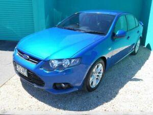 2012 Ford Falcon FG MK2 XR6 (LPi) Blue 6 Speed Automatic Sedan
